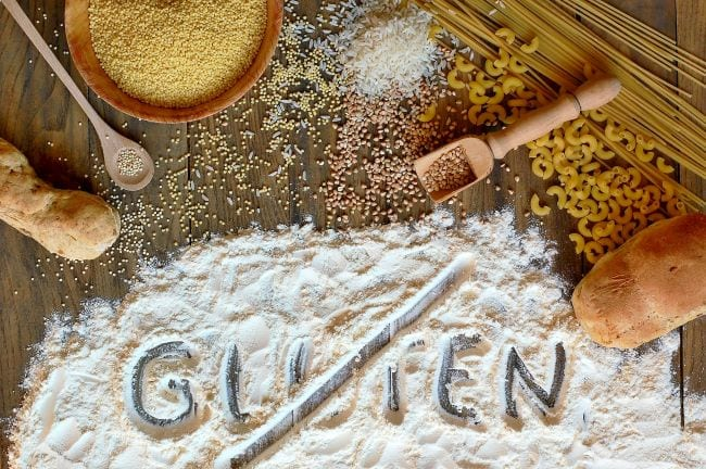 gluten and inflammation