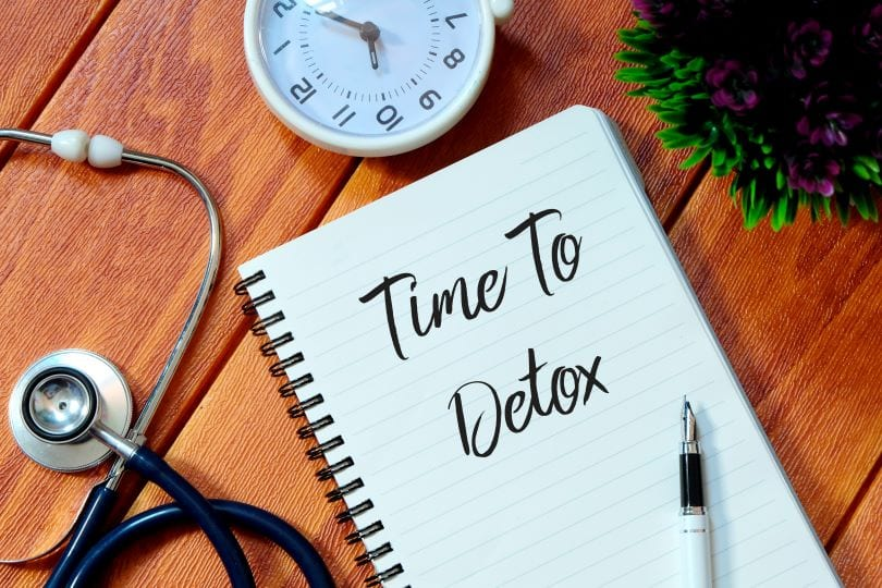 detox your body and home
