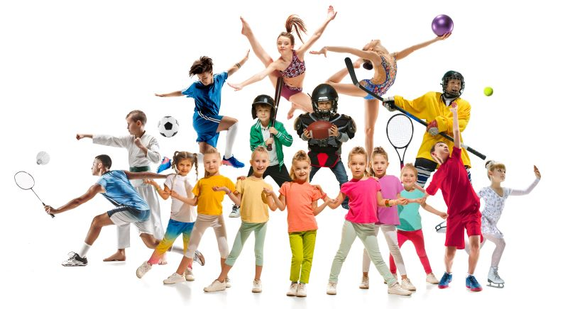 Christmas Gifts for Active Kids